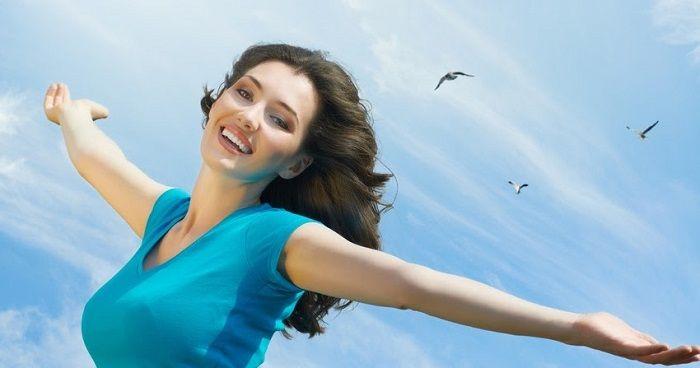 Actitud positiva para vivir mejor