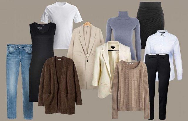 12 prendas básicas que no pasan de moda
