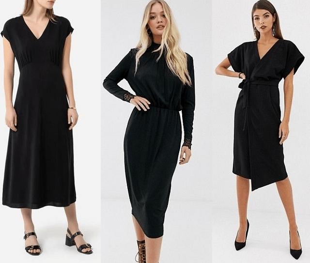 Comprar online vestido negro