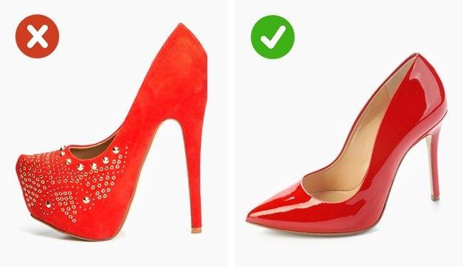 Zapatos de salón para un look elegante