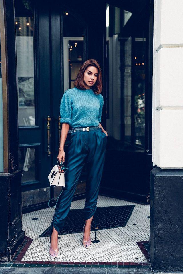 Trucos de moda para parecer más alta