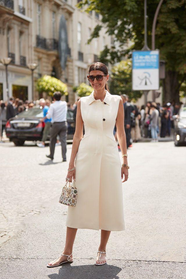 Los vestidos al estilo francés