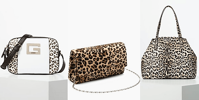 Comprar online bolso con animal print