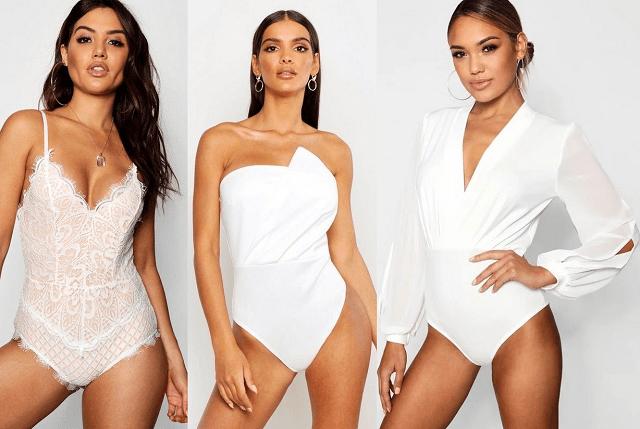 Comprar online body blanco