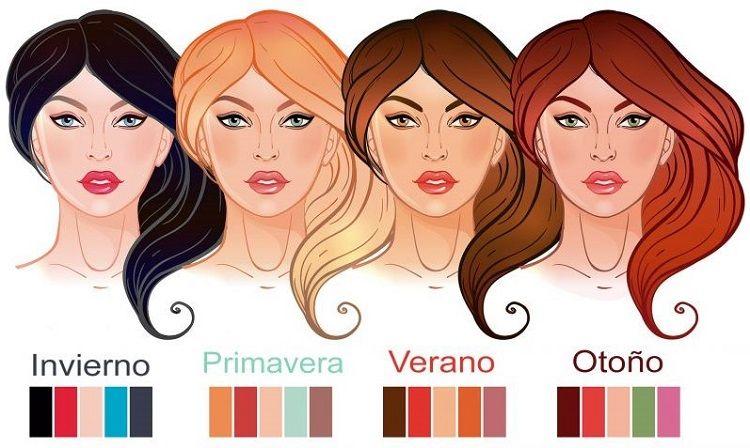 Los colores que te sientan bien para definir tu estilo personal