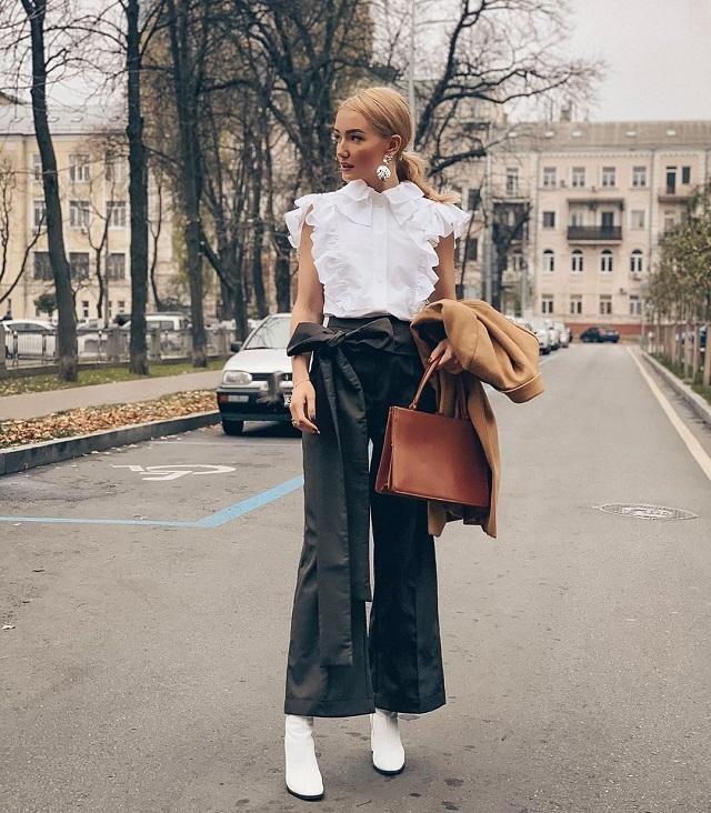 Ideas de look para otoño. Lo Mejor de street style