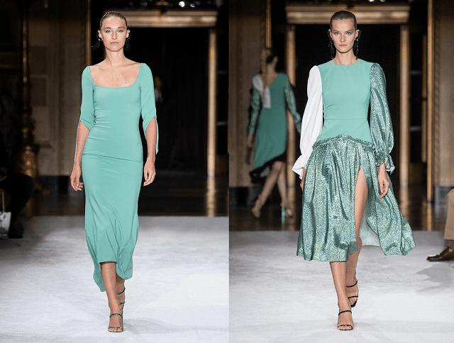 Color Vizcaya verde primavera-verano 2020