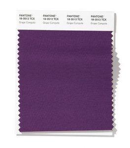 Color púrpura primavera-verano 2020