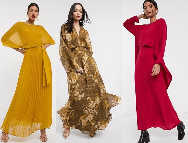 Vestidos túnica primavera-verano 2020