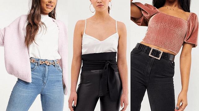 tendencias 2020: cinturones
