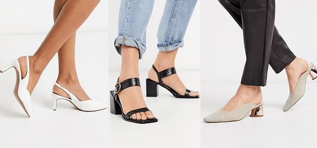 Comprar online zapatos, mules, sandalias 2020