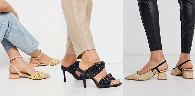 Accesorios y zapatos de moda 2020