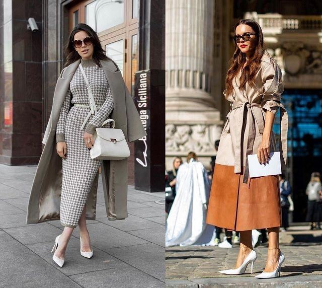 Abrigos en el Street Style