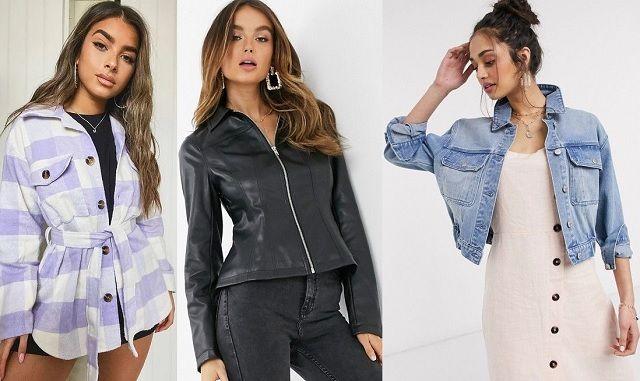Comprar online chaquetas