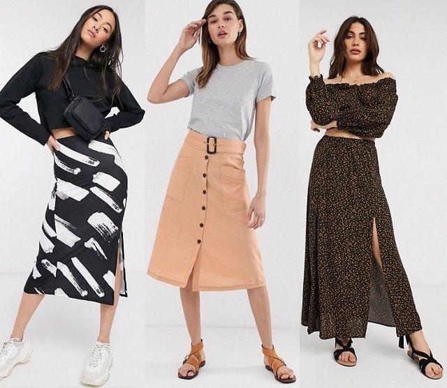 Comprar online faldas