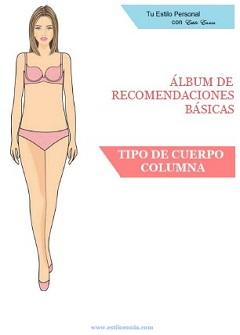 """Tipo de cuerpo """"Columna"""""""