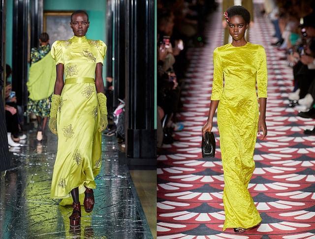 Colores de moda para otoño-invierno 2020-2021