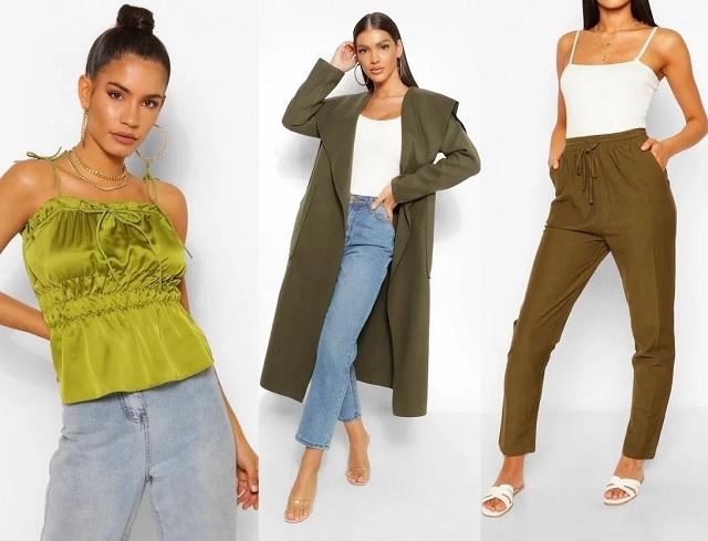 14 Colores De Moda Para Otono Invierno 2020 2021 Estilo Ennia