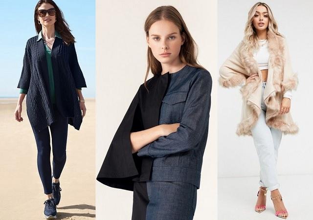 Comprar online abrigo capa