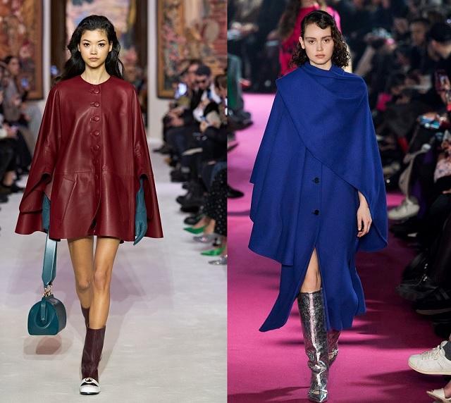 prendas exteriores tendencias de moda 2020-2021