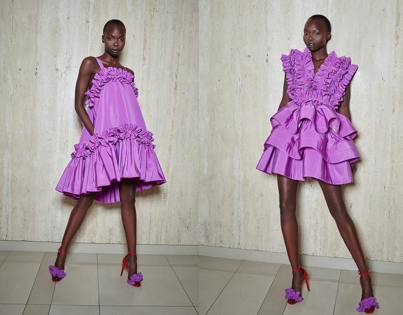 Color purpura 2021, Pantone
