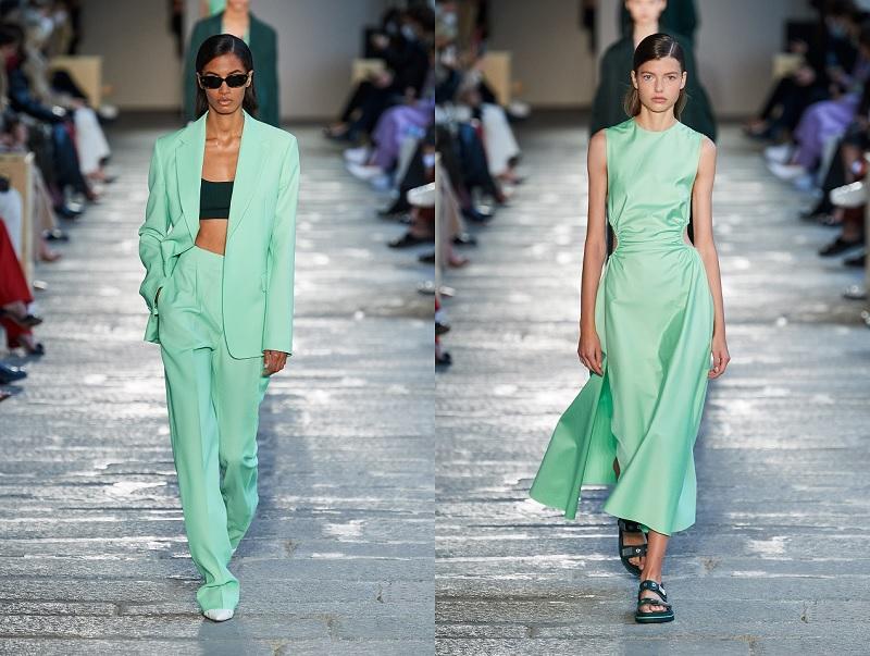 Verde pastel 2021