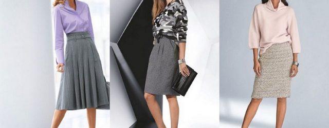Longitud ideal de la falda