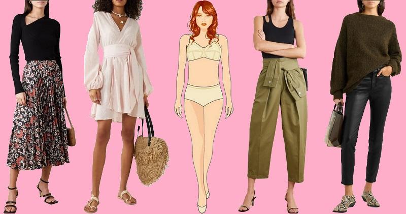 """Proporciones en la ropa para tipo de cuerpo """"Triángulo invertido"""""""