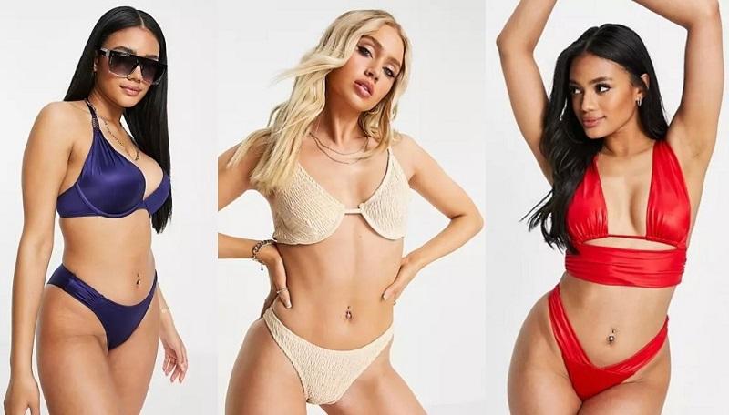 Bikinis con cadera alta comprar online
