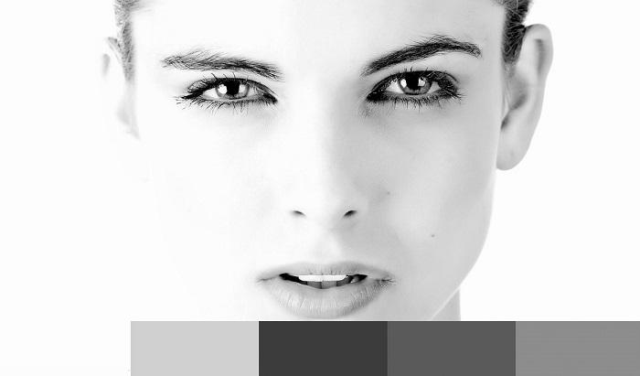 Cómo determinar el contraste de luminosidad en la apariencia