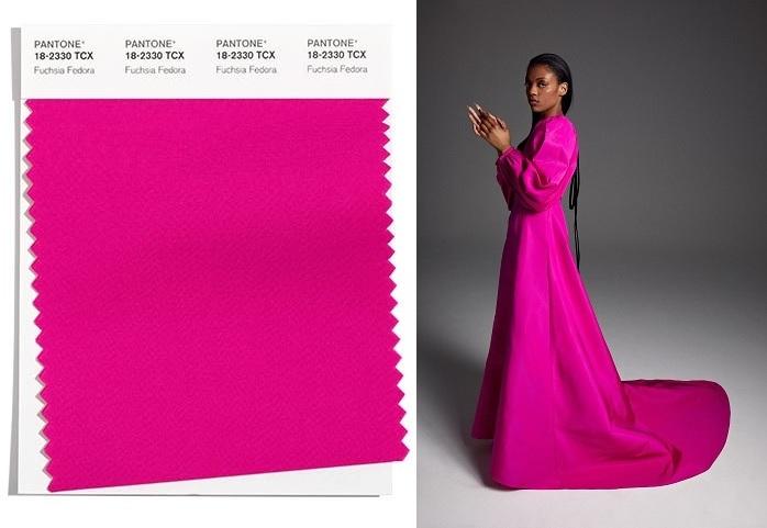 colores de moda para otoño-invierno 2021-2022