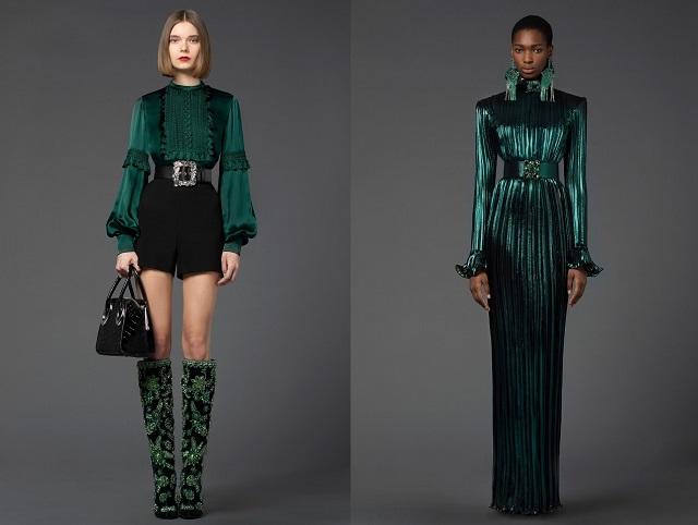 Color Leprechaun en las colecciones de moda