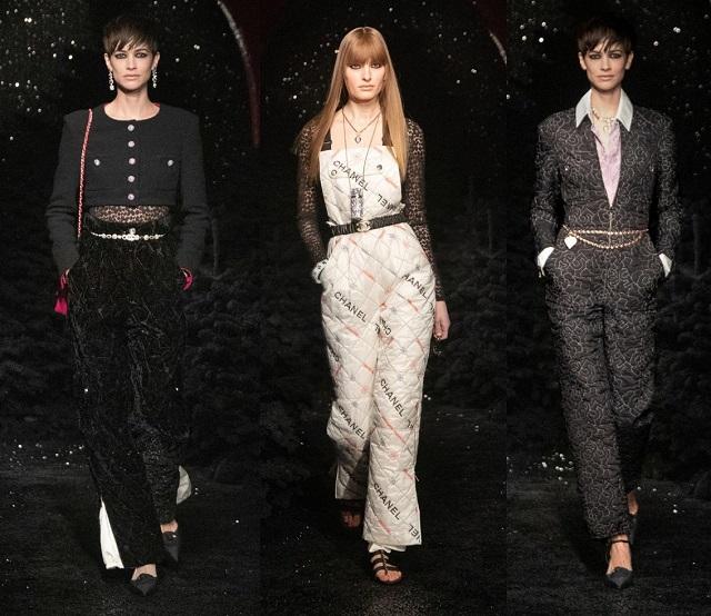 Prendas acolchadas en las colecciones de moda