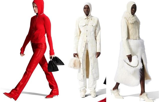 Prendas con capucha en las colecciones de moda